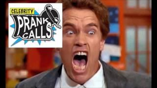 Arnold calls Jami