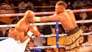 Bastie Samir knocks out Bukom Banku - Round 7