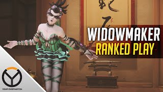 Overwatch Guide: Utilizing Widowmaker in Ranked Post-Nerf