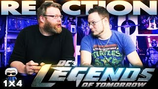 Legends of Tomorrow 1x4 REACTION!!