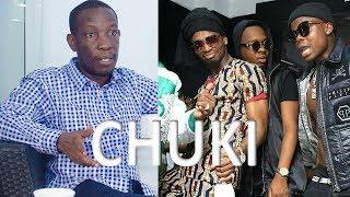 FULL STORI: Kisa cha Ugomvi wa WCB Wasafi na Clouds Media