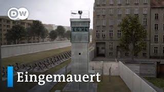 Eingemauert! - Die innerdeutsche Grenze   DW Deutsch