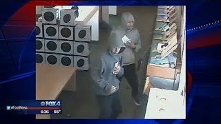Thieves target N. TX cell phone stores