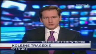 Piotr Kraśko wpadka w wiadomościach