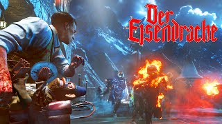 BLACK OPS 3 ZOMBIES - EASTER EGGS WITH RANDOMS ON DER EISENDRACHE! (#TeamBabyJ Owen)