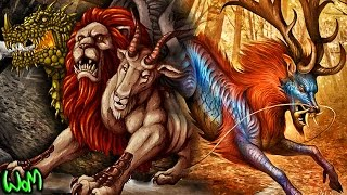 ALL Hybrid Mythical Creatures - MONSTERS