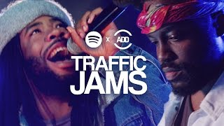 Spotify's 'Traffic Jams' w/ D.R.A.M. & Melo-X Coming Soon