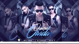 Maluma ft J Alvarez Ft Ken-y _- Quiero Olvidar