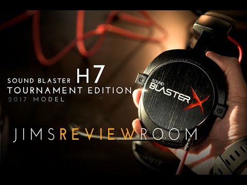 Creative Sound Blaster H7 Tournament Edition - REVIEW