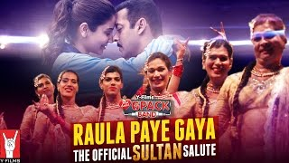 The Official Sultan Salute | Raula Paye Gaya | 6 Pack Band feat. Rahat Fateh Ali Khan