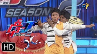 Dhee Juniors2 – Sadhwin Performance   17th February 2016   ఢీ జూనియర్స్2
