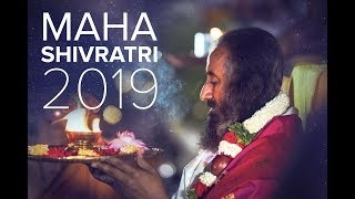 March 4: Shivratri 2019 Celebrations With Gurudev Sri Sri Ravi Shankar