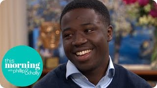 The Boy Who Knocked on Doors to Land His Dream Job   This Morning