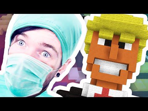Minecraft | OPERATING ON DONALD TRUMP!!