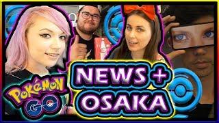 NEW POKESTOP SUBMISSIONS & OSAKA POKEMON GO!