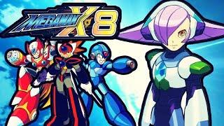 Mega Man X8 Opening B