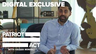 Hasan Minhaj Has Some Fresh Ideas for Netflix Executives   Patriot Act   Netflix