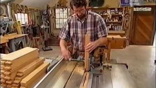 New Yankee Workshop S12E03 Planter Boxes & Bench