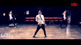 "Michael Jackson ""You Rock My World"" Choreography by: Duc Anh Tran & Mark Szakacs"