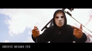 Angerfist - Megamix 2016