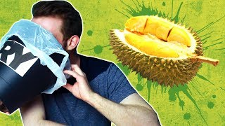 Irish People Try Durian Fruit Candy For The First Time
