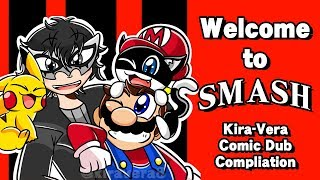 Welcome to Smash! | Persona 5 x Super Smash Bros. Ultimate Comic Dub