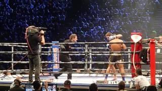 Oktagon 2014 / Milano Sergei Kuliaba Vs. Sak Kaoponlek (Round 1/3)
