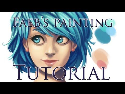Digital Painting Tutorial (Photoshop)