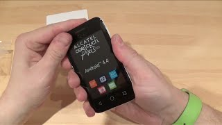Alcatel Onetouch Pixi 3 Unboxing & Review REALLY ONLY £20
