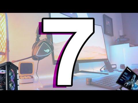 7 ASTUCES POUR AVOIR UN SETUP GAMING AU TOP