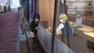 Cute little Girl Try To Kill Shizuo.....(Durarara!!x2 Shou)