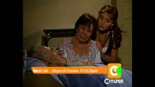 Tonight on Abyss of Passion at 8:05PM