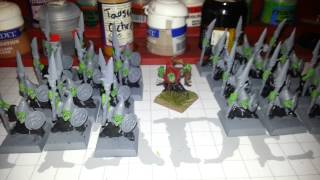 Project Savage Orcs & Goblins: Day 16 - July Painting Challenge