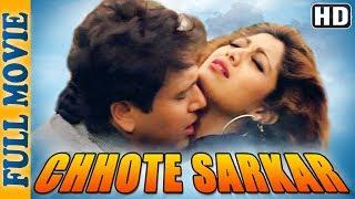 Chhote Sarkar (1996)(HD) - Full Movie - Govinda - Shilpa Shetty - Superhit Bollywood Movie