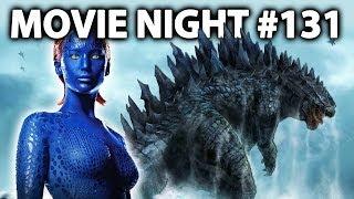 GODZILLA vs. X-MEN! (Movie Reviews)