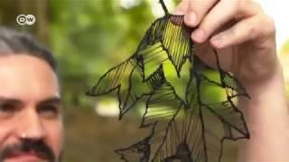 أعمال فنية من البلاستيك السائل | يوروماكس