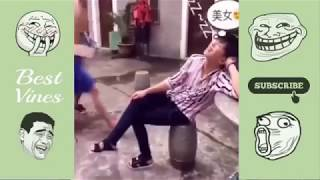 India & Chinese hot funny videos   Prank chinese 2016 @5