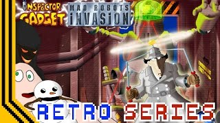 Retro Gaming - Inspector Gadget Mad Robot Invasion (2002)
