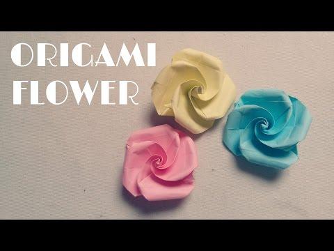 Xxx Mp4 Origami Easy Origami Flower Tutorial 3gp Sex