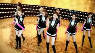 GIRLS` GENERATION 少女時代 PAPARAZZI Music Video Dance Edit 2