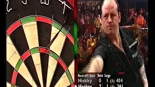 Hankey vs Hinkley Darts World Championship 2001 Round 2