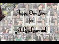 Download Video Download Happy First Birthday for ALifeLearned | One Year Channelversary 3GP MP4 FLV