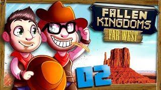 DE L'AMBIANCE DANS LE NETHER - FALLEN KINGDOMS : FARWEST #2