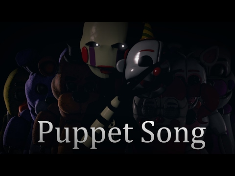 Xxx Mp4 SFM FNAF Puppet Song 3gp Sex