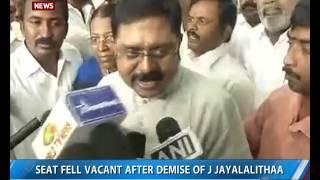 TN: Sasikala's nephew TTV Dinakaran to be AIADMK's candidate for RK Nagar by polls