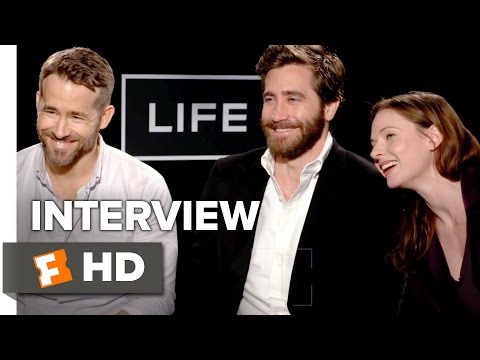 Life Interview - Cast Rapid Fire Q&A (2017)