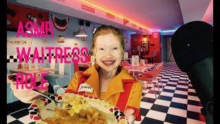 ASMR ~ Waitress / Server ~ Funny 👩🍳👨🍳