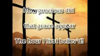 Amazing Grace !  A mix of different renditions