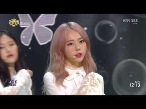 《Comeback Special》 LOOΠΔ 1/3 (이달의 소녀 1/3) - Sonatine (알 수 없는 비밀) @인기가요 Inkigayo