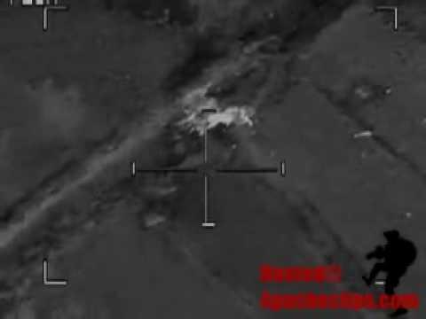 Apache Targets Taliban